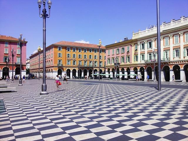 Place Masséna, Nizza