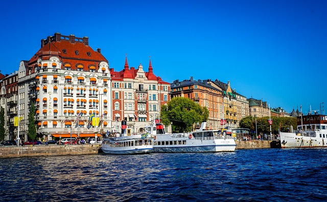 Stockholm bei Tag