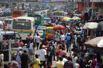 Abidjan an der Elfenbeinküste