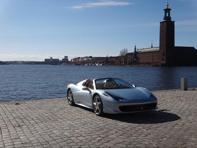 Stockholm mit dem Auto