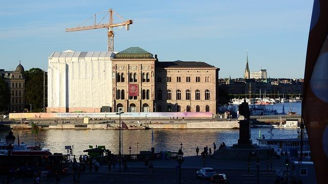 Das Nationalmuseum Stockholm