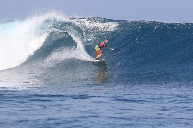 Sumba Surfen