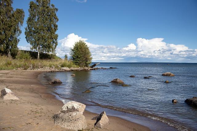 Vänern See, Schweden