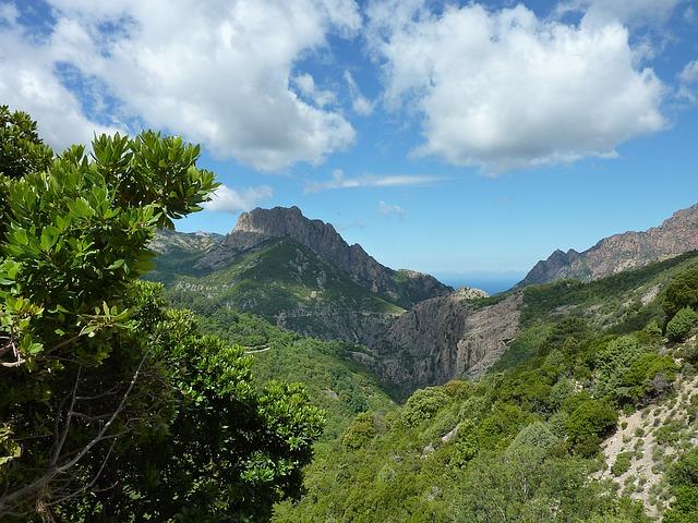 Besonderes Highlight auf Korsika: Bergwandern