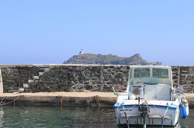 Blick auf das Cap Corse