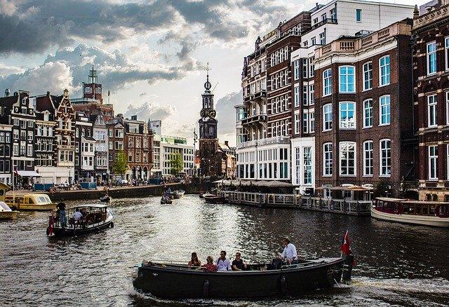 EM Spielort Amsterdam