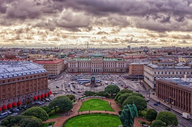 EM 2020 St.Petersburg