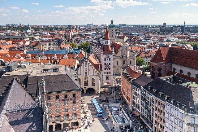 Em 2020 in München