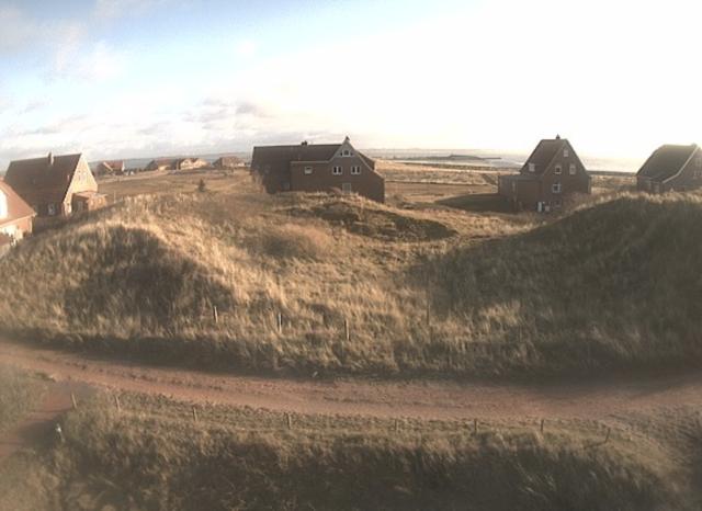 Webcam mit Blick auf die Insel