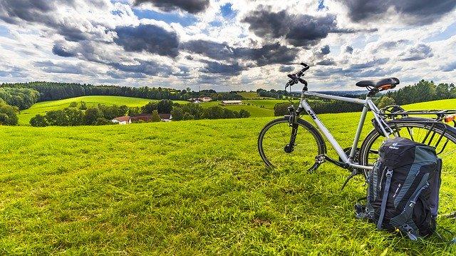 Mit dem Fahrrad durch Thüringen