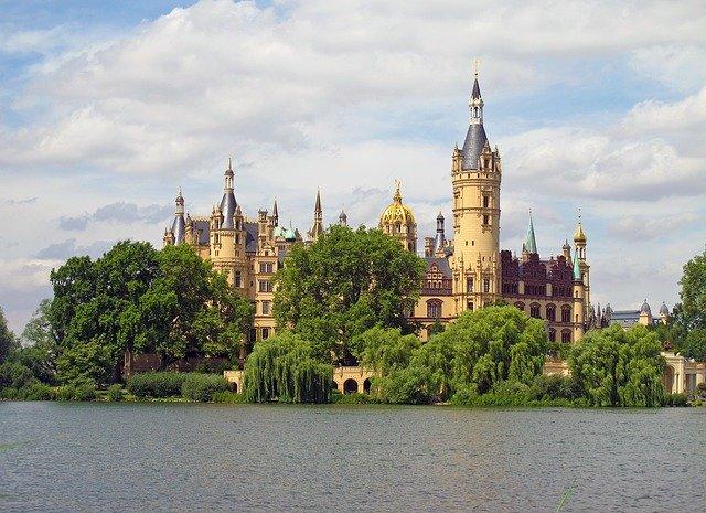 Traumhaft, das Schloss Schwerin