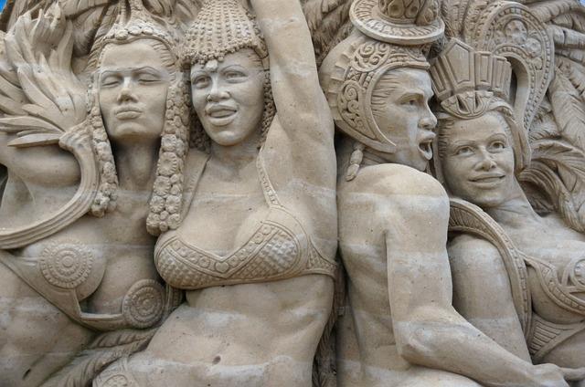 Das Sandskulpturen Festival