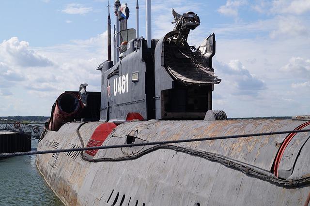 Das U-Boot von Penestrom